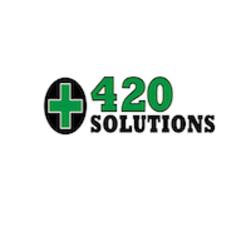 420 Solutions Logo