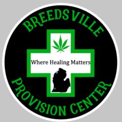 Breedsville Provision Center Logo