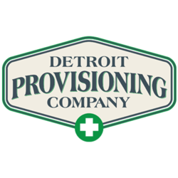 Detroit Dispensing Company Logo