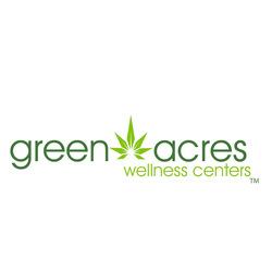 GREEN ACRES WELLNESS CENTERS Logo