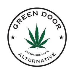 Green Door Alternative Logo