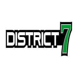 District 7 Logo