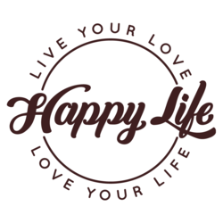 Happy Life Lansing Logo