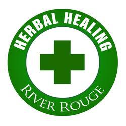 Herbal Healing - River Rouge Logo