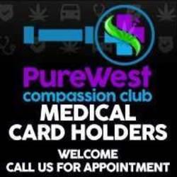 Pure West Logo