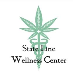 State line Wellness Logo