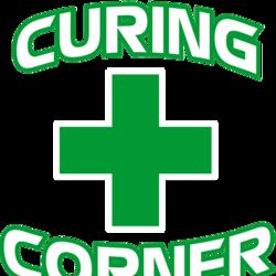 The Curing Corner Logo