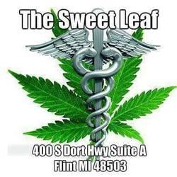 The Sweet Leaf, LLC Logo